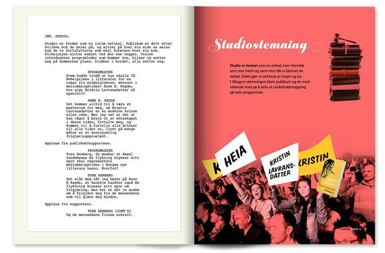 Nrk katalog Bolt Designstudio